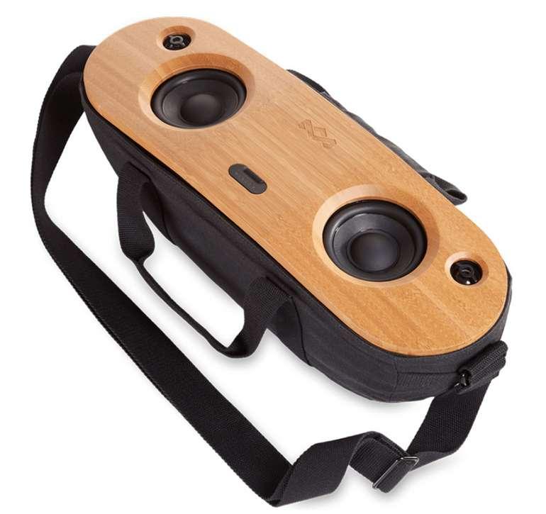 The House of Marley Bag of Riddim 2 Bluetooth Lautsprecher für 167,99€ inkl. Versand (statt 204€)