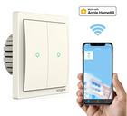Koogeek Wifi Smart Lichtschalter (220 ~ 240V, 2-Way, Apple Homekit) für 34,99€