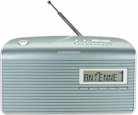 Grundig Music 7000 DAB+ in mint/silber für 36,99€ inkl. Versand (statt 53€)