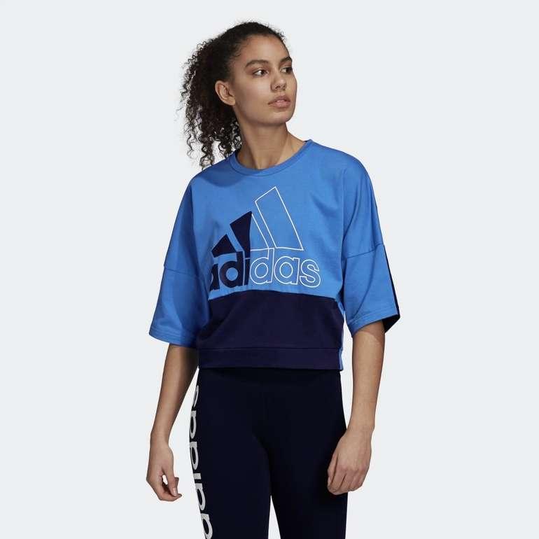 Adidas Must Haves Colorblock Sweatshirt für 19,98€ inkl. Versand (statt 33€) - Creators Club!