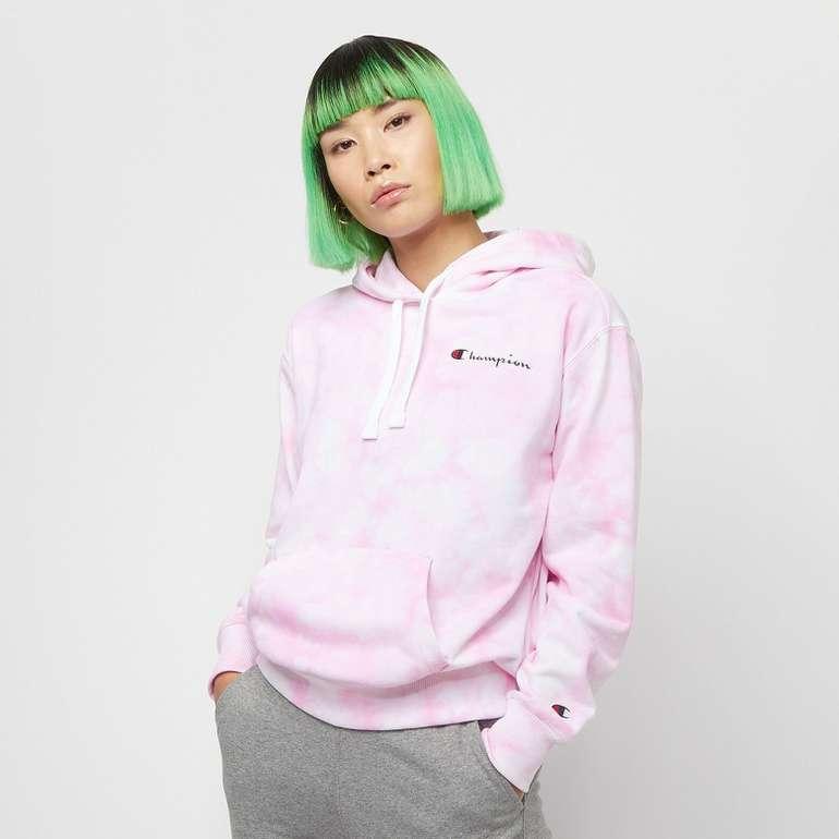 Champion Street Culture Hooded Damen Sweatshirt für 40€ inkl. Versand (statt 62€)