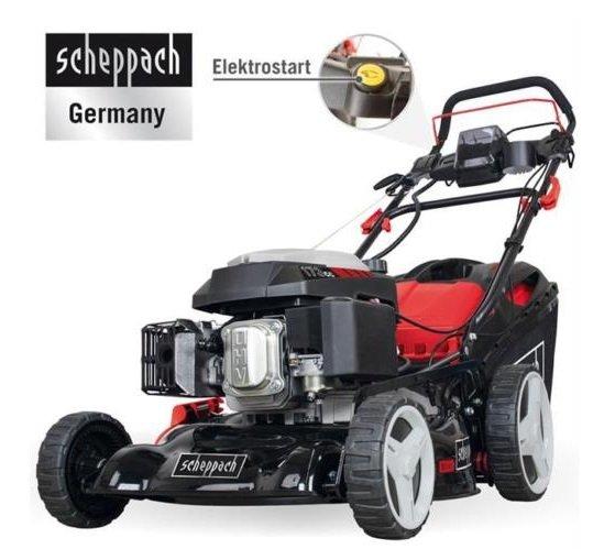 Scheppach - Benzin Rasenmäher MS173-51E mit Radantrieb für 149,49€ (statt 260€)