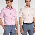 Eterna Herren Hemd in altrosa oder Pastellorange für nur 44,96€ (statt 55€)