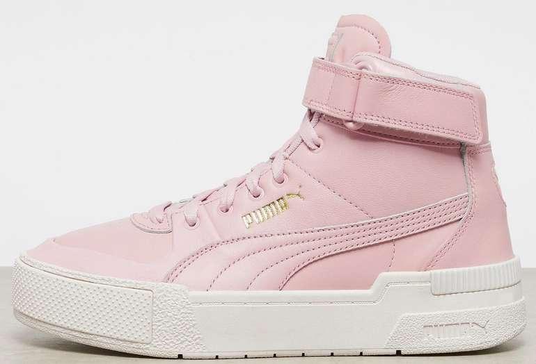"Puma Cali Sport Top Warm Up Sneaker in ""peachskin-marshmallow"" für 54,59€ inkl. Versand (statt 64€)"
