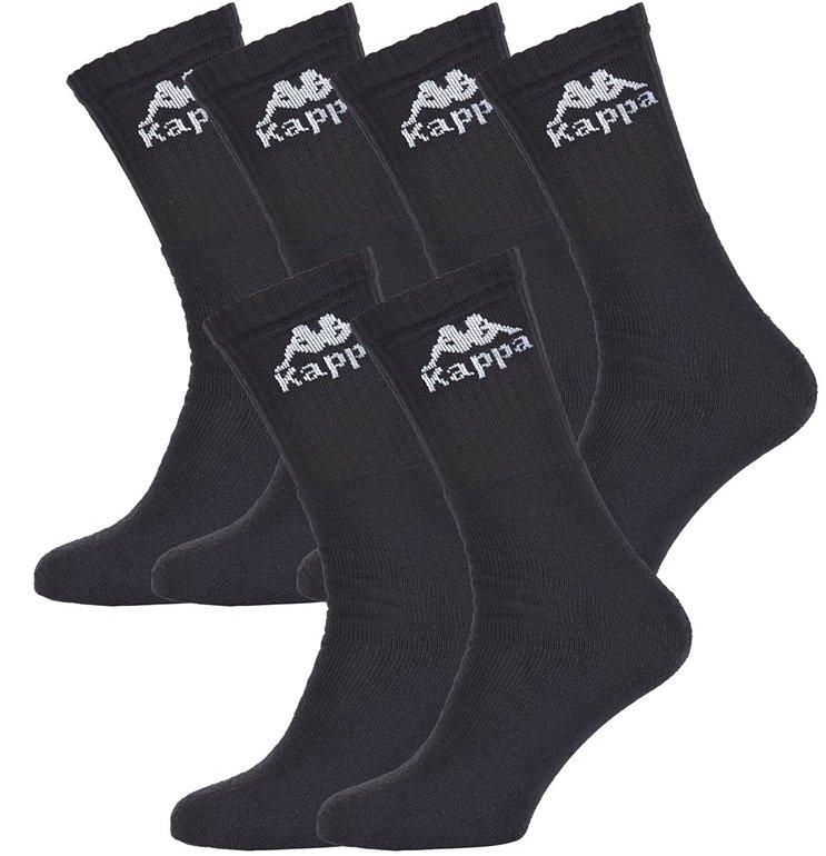 6er-Pack Kappa Socken für 6,29€ inkl. Versand (statt 10€)