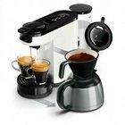 Philips Kaffeemaschine HD 6592/00 Senseo Switch (weiß) für 64,90€ inkl. VSK