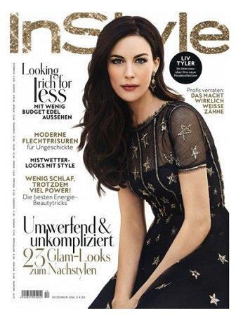 """Mode & Lifestyle Magazin: 12 Ausgaben """"InStyle"""" für 9,99€ (statt 48€)"""