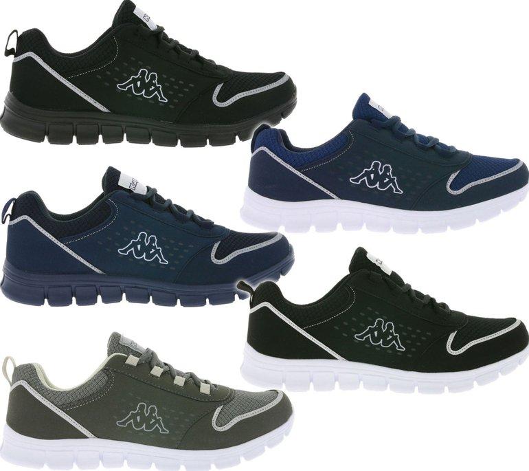 Kappa Amora Herren Sneaker in 5 Farben für je 22,99€ inkl. Versand