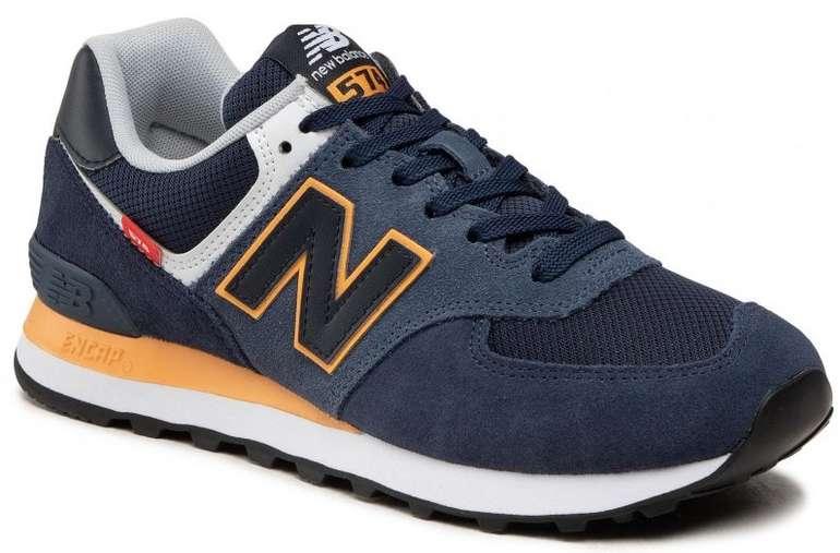 New Balance Sneaker ML574SY2 in Dunkelblau für 59,40€ inkl. Versand (statt 70€)