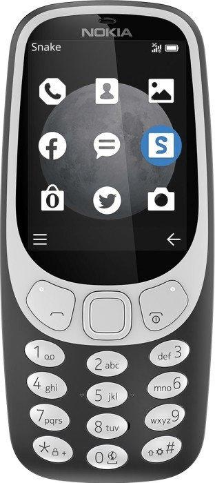 Nokia 3310 (2017) für 27,99€ inkl. Versand (Vergleich: 55€)