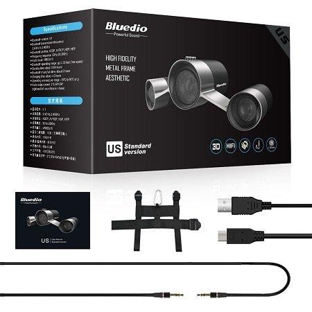 Bluedio US Wireless Bluetooth 3D Lautsprecher
