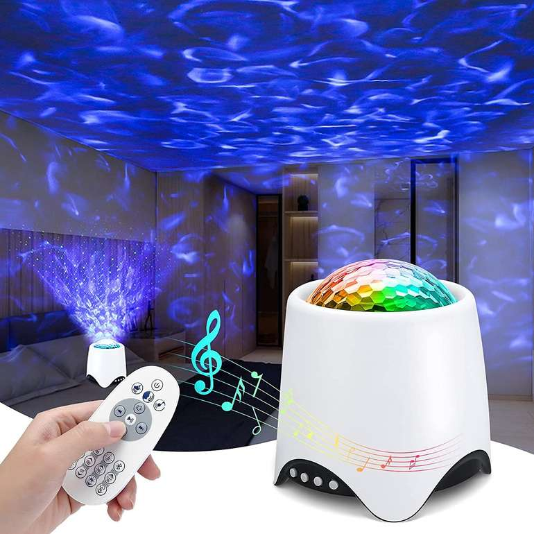 Elfeland LED Sternenhimmel Projektor für 15,99€ inkl. Versand (statt 30€)