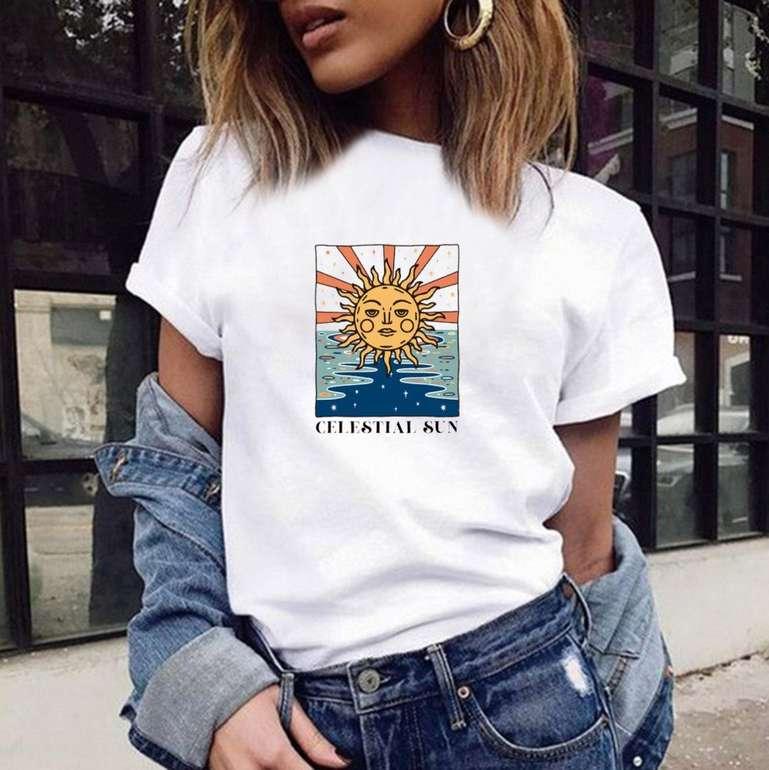 Innerternet Damen T-Shirts mit Print ab 8,20€ inkl. Versand (statt 10€)