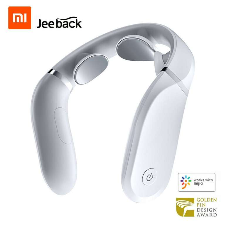 Xiaomi Youpin Jeeback Nackenmassagegerät mit Wärme für 43,99€ inkl. VSK