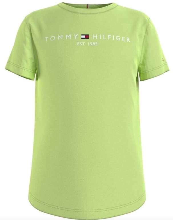 Engelhorn: 20% Rabatt auf ausgewählte Sommer Kleidung - z.B. Tommy Hilfiger Mädchen T-Shirt für 19,92€