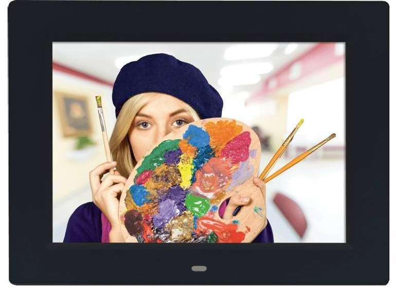 Digitaler Rollei Degas DPF-900 Bilderrahmen (1024 x 768 px) für 66€ (statt 79€)
