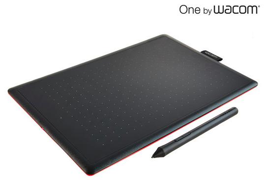 Wacom One Medium Grafik-Tablet für 65,90€ inkl. Versand (statt 80€)
