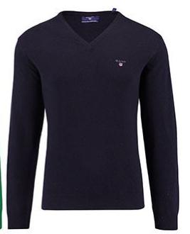Gant V-Neck Pullover (Herren) für 47,36€ inkl. Versand (Vergleich: 70€)