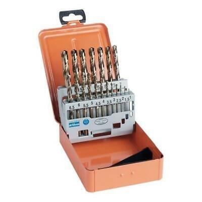 Bosch Hawera 19-teiliges Metallbohrerset HSS-Co DIN338 (1,0 - 10,0 mm) für 24,90€ inkl. VSK