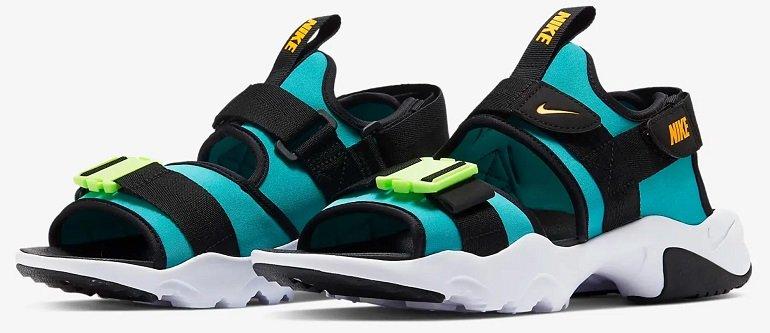 Nike Canyon Herren Sandalen für 36,38€ inkl. Versand (statt 69€) - Nike Member!
