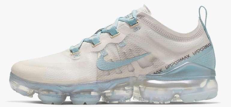 Nike Air VaporMax SE Damen Sneaker in creme (Größe: 38) für 73,80€ inkl. Versand (statt 152€)