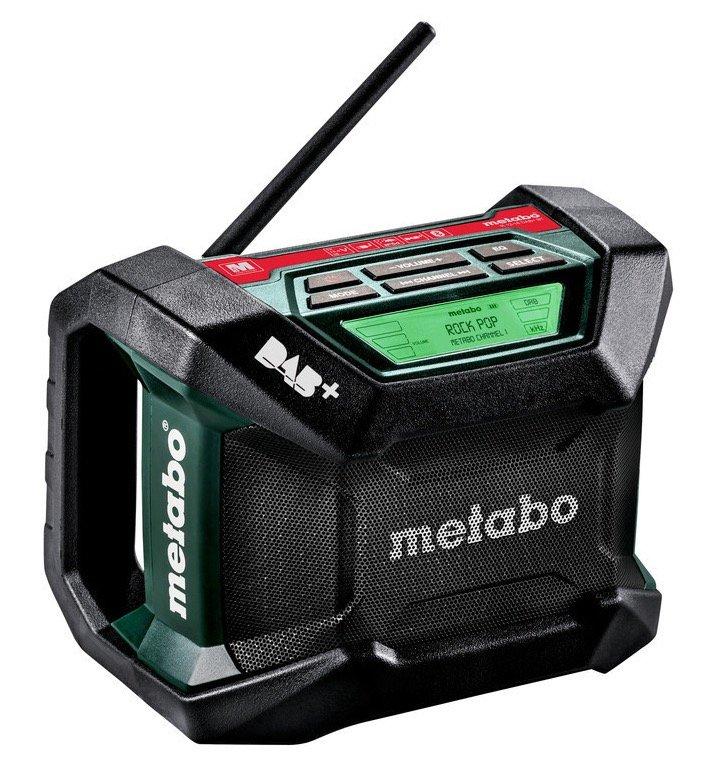 Metabo Akku-Baustellenradio R12-18 DAB+ BT (600778850) für 79€ - Mastercard!