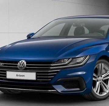 Gewerbeleasing: Volkswagen Arteon R-Line 2.0 TSI DSG für nur 190€ Netto im Monat