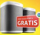 Unitymedia Tarif buchen (z.B. 2play Start 20) + 2x Sonos Play:1 gratis dazu