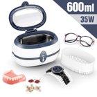 Uten - Ultraschallreiniger Reinigungsgerät mit Uhrenhalter & Korb für 19,99€