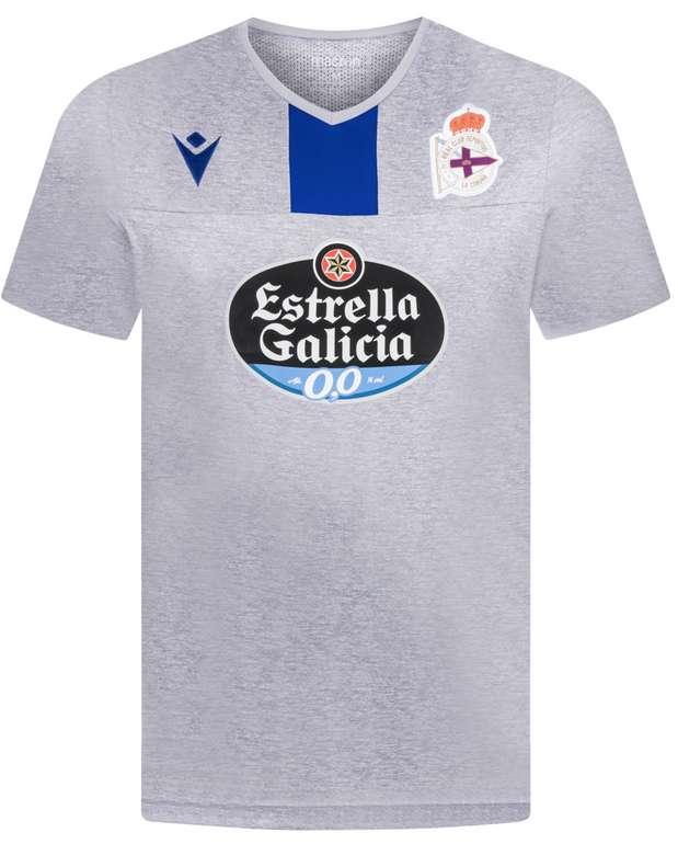 Deportivo La Coruna macron Herren Trainings Shirt für 17,94€ inkl. Versand (statt 30€)