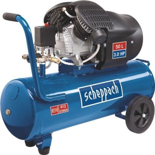 Scheppach HC 53 DC Doppelzylinder Kompressor für 199,95€ (statt 220€)