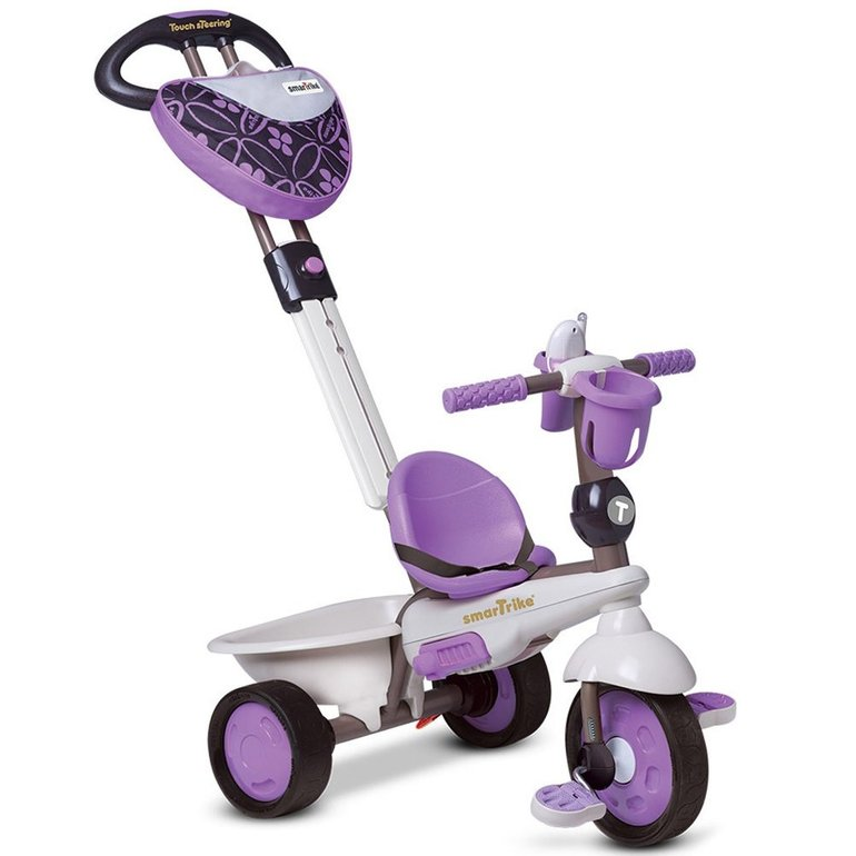 "smarTrike 4-in-1 Kinderdreirad ""Dream Touch Steering"" für 84,95€ inkl. Versand"