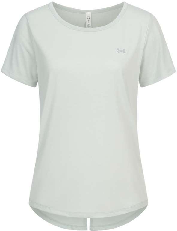 Under Armour Whisperlight Damen Shirt in Grau für 15,94€ inkl. Versand (statt 24€)