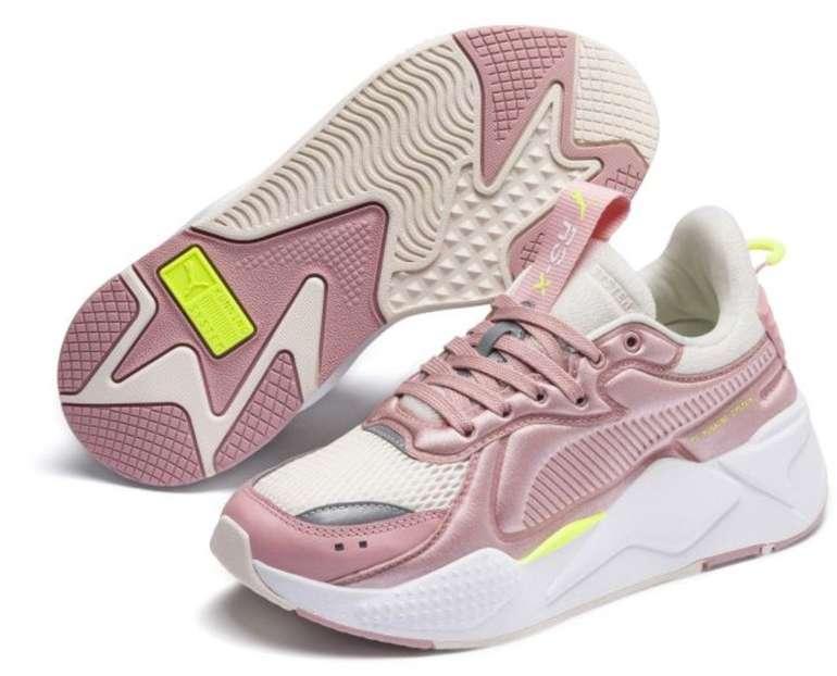 FortyTree Sneaker Sale mit 25% Extra Rabatt - z.B. Puma RS-X Softcase Sneaker für 74,96€