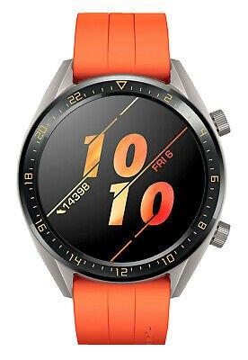Huawei Watch GT Active Smartwatch in orange für 107,10€ inkl. VSK (statt 128€)