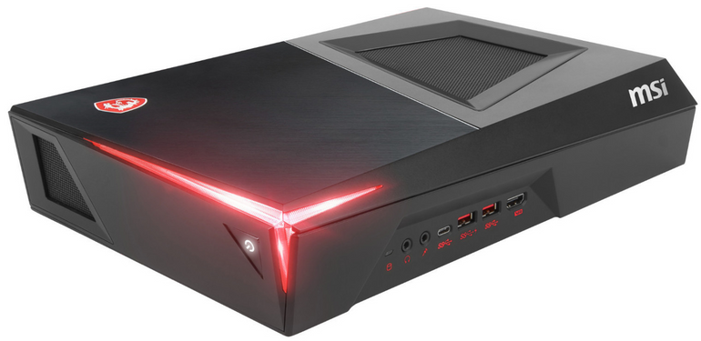 MSI Trident 3 8RD-041DE Gaming PC, i5, 8GB RAM, 128GB SSD für 799€ inkl. Versand