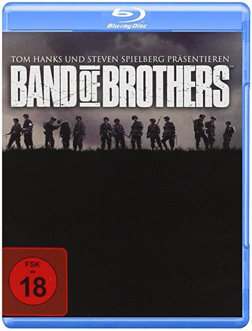 Band of Brothers - Box Set (Blu-ray) für 12,99€ inkl. Versand (statt 18€)