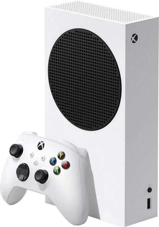 Microsoft Xbox Series S Konsole für 280,99€ inkl. Versand (statt 300€) - NL-Gutschein!