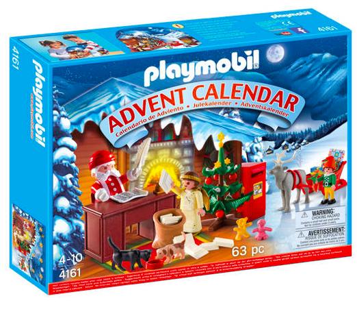 """Playmobil Adventskalender """"Weihnachts-Postamt"""" (4161) für 18,94€ (statt 25€)"""