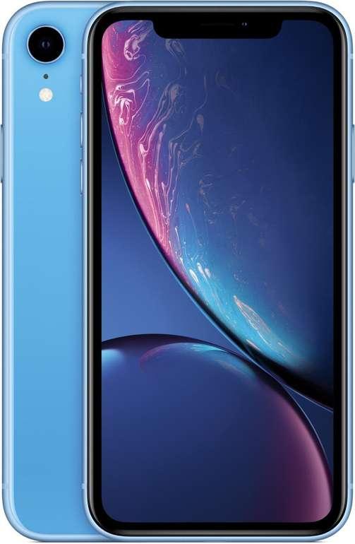 iPhone XR (+11€) + Mobilcom Debitel Magenta Mobil S (All-Net, HotSpot & SMS Flat, 6GB LTE) für 29,95€ mtl.