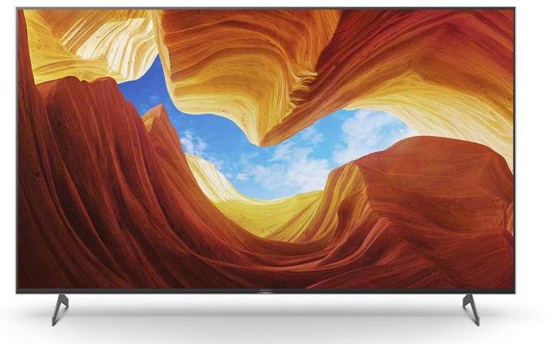 """Sony """"KD-55XH9288"""" 55"""" 4K LCD-TV (HMDI 2.1, 100Hz) für 799,33€ (statt 899€) +25€ PSN Guthaben"""