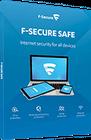Gratis: F-Secure SAFE Jahreslizenz für 5 Geräte [iOS, MAC, PC, Android]