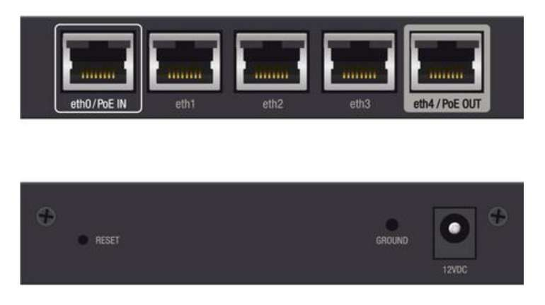 Ubiquiti Networks ER-X LAN-Router für 39,57€ inkl. Versand (statt 49€)