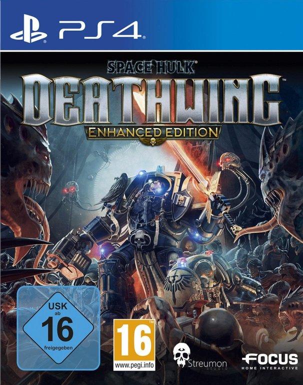 Deathwing: Space Hulk Enhanced Edition (PlayStation 4) für 7€ zzgl. VSK (statt 19€)