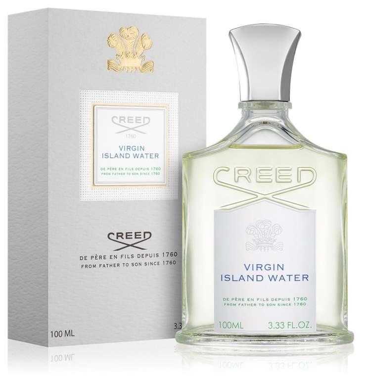 100ml Creed Virgin Island Water Unisex Eau de Parfum für 144,90€ inkl. Versand (statt 165€)