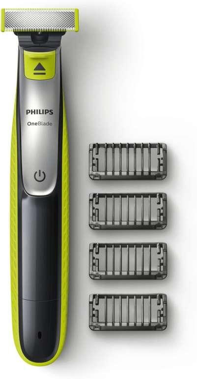 Philips OneBlade QP2530/20 für 21,99€ inkl. Versand (statt 34€) - Newsletter Gutschein