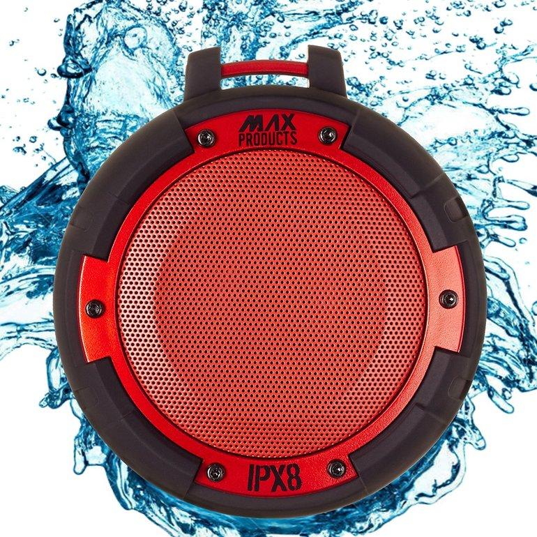 Bluetooth-Lautsprecher Max IPX8 für 9,99€ inkl. Versand (statt 40€)