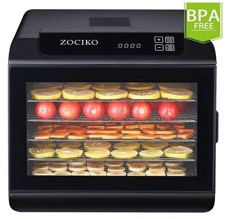 2 zociko Produkte günstiger dank Gutschein, z.B. Dörrautomat für nur 99,99€