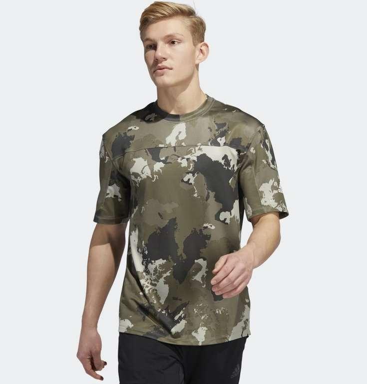 Adidas Continent Camo City Herren T-Shirt für 20,37€ inkl. Versand (statt 29€) - Creators Club!