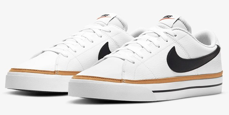 Nike Court Legacy Herren Sneaker für 44,95€ inkl. Versand (statt 65€)